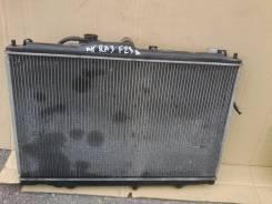 Радиатор охлаждения двигателя. Honda Odyssey, RA3 Двигатель F23A