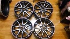 Диски Toyota Prius G's Red 18*7.5 5*100. 7.5x18, 5x100.00, ET50, ЦО 54,1мм.