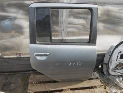 Стекло боковое. Nissan Cube, AZ10, ANZ10 Двигатель CGA3DE