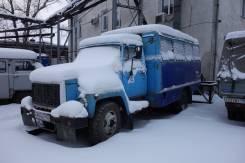 ГАЗ 3307. Газ 66 фургон, 2 000 куб. см., 3 500 кг.