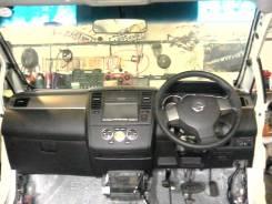 Панель приборов. Nissan Tiida, C11 Двигатель HR15DE