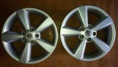Nissan. 6.5x17, 5x114.30, ET40, ЦО 67,1мм.