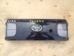 Вставка багажника. Toyota Sprinter Trueno, AE100, AE101 Двигатели: 4AFE, 4AGZE, 5AFE, 4AGE