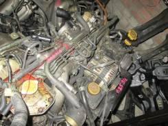 Двигатель в сборе. Subaru Legacy Wagon, BG5 Subaru Legacy, BG5 Двигатель EJ20H