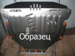 Защита картера Vaz Lada 4x4 3дв./4x4 URBAN 2008 - н.в. V-1.7 (2 мм стальная 2 части)
