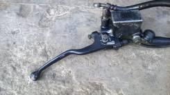 Машинка тормозная со шлангом на Yamaha Serow 225