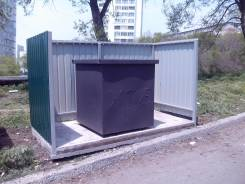 Мусорные контейнера под ТБО и другое