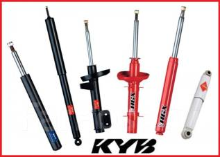 Амортизатор. Nissan Juke, F15, SUV, NF15, YF15 Двигатели: HR16DE, MR16DDT, K9K, HR15DE