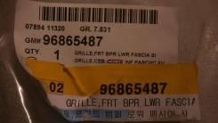Решетка бампера CHEVROLET CAPTIVA, C100, 96865487, 3440000184