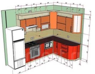 Проектирование и изготовление кухонных гарнитуров