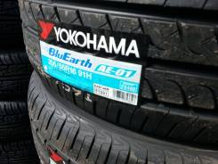 Yokohama BluEarth AE-01. Летние, без износа, 2 шт