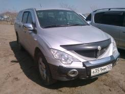 SsangYong Actyon Sports. KPACA4AB17PO12563, 66495112531805