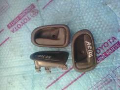 Ручка открывания багажника. Toyota Corolla, AE100, AE100G, AE101, AE101G, AE102, AE103, AE104, AE104G, CE100, CE100G, CE101, CE101G, CE102, CE102G, CE...