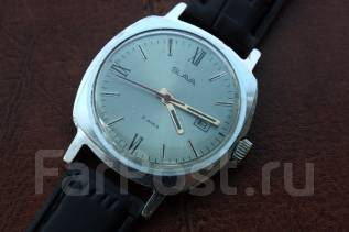 Часы Слава времен СССР винтаж. Оригинал