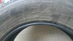 Bridgestone Dueler H/L 400. Летние, 2012 год, износ: 5%, 4 шт