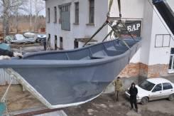 """Лодка """"Бат"""". Год: 2016 год, длина 9,00м., двигатель подвесной. Под заказ"""