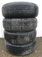Bridgestone Dueler H/T. Всесезонные, износ: 60%, 4 шт
