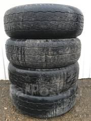 Bridgestone Dueler H/T 689. Всесезонные, 60%, 4 шт