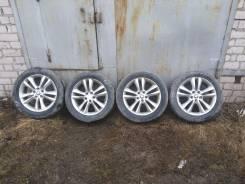 Оригинальные колеса R17 на Ягуар, Вольво, Форд. 7.0x17 5x108.00 ET52 ЦО 63,4мм.