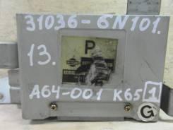 Блок управления автоматом. Nissan Bluebird Sylphy, QG10 Двигатель QG18DE