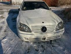 Mercedes-Benz. W220, S500L