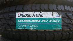 Bridgestone Dueler A/T. Грязь AT, 2012 год, без износа, 4 шт