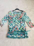 Блузки-туники. 42