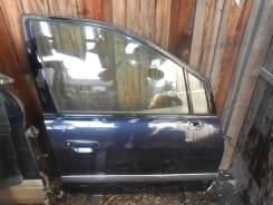 Дверь боковая. Mitsubishi Chariot Grandis, N84W Двигатель 4G64