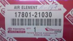 Фильтр воздушный. Toyota: Spade, Raum, XA, Succeed, Vitz, Platz, Funcargo, ist, Corolla Axio, Probox, Corolla Fielder, Porte, Ractis, WiLL Vi, Soluna...