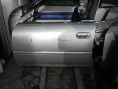 Стекло боковое. Toyota Mark II, GX105, GX100 Двигатель 1GFE