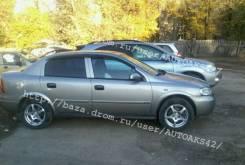 Ветровик на дверь. Opel Astra Chevrolet Viva