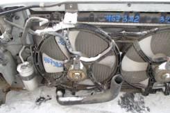 Радиатор охлаждения двигателя. Nissan Pulsar, FN15, EN15, HN15, HNN15, FNN15 Nissan Sunny, B14, HB14, EB14, FNB14, FB14 Nissan Rasheen, RFNB14, RKNB14...