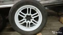 Колеса Racing Hart R-20. 9.0x20 6x139.70 ET-25 ЦО 106,1мм.