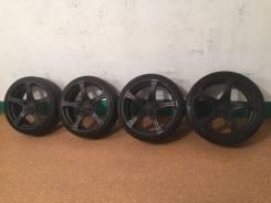 Продам дикие разноширокие колеса на 19 по недорогой цене. 8.0/8.5x19 5x114.30 ET42/38 ЦО 73,0мм.