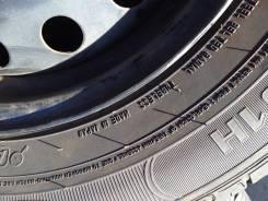 Goodyear Eagle. Летние, 2013 год, износ: 5%, 4 шт