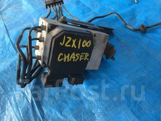 Блок abs. Toyota Cresta, JZX100 Toyota Mark II, JZX100 Toyota Chaser, JZX100 Двигатель 1JZGTE