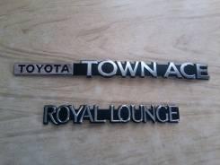 Эмблема. Toyota Town Ace, YR30, CR31