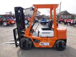 Toyota. Японский вилочный погрузчик 40-4FG25, 2 000 куб. см., 2 000 кг. Под заказ