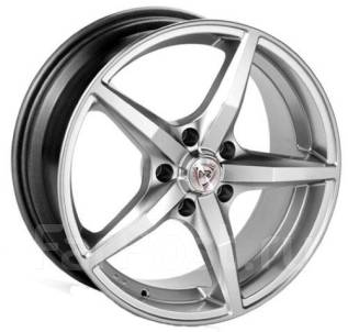 "NZ Wheels F-30. 7.0x17"", 5x110.00, ET39, ЦО 65,1 мм."