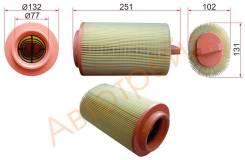 Фильтр воздушный MERCEDES W203/W204/W211/W212/W209/R171/SPRINTER 3.5 906 08-