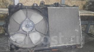 Радиатор охлаждения двигателя. Toyota Carina, CT190, CT195 Двигатель 2C