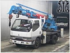 Aichi D502. Автобуровую Aichi D-502 на базе Mitsubishi Canter продаю. В наличии, 4 560 куб. см.
