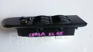 Блок управления стеклоподъемниками. Toyota Corsa