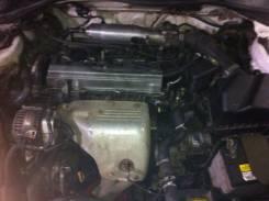 Двигатель. Toyota Caldina, ST210 Двигатели: 3SGTE, 3SFE, 3SGE
