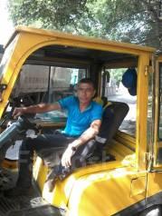 Водитель автопогрузчика. Средне-специальное образование, опыт работы 4 года