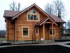 Дома и бани из кировского бревна и бруса в Пензе