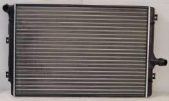 Радиатор охлаждения двигателя. Audi A3 Volkswagen Passat Volkswagen Golf Skoda Yeti