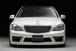 Обвес кузова аэродинамический. Mercedes-Benz S-Class, W221