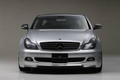 Обвес кузова аэродинамический. Mercedes-Benz CLS-Class