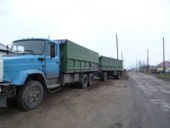 ЗИЛ 133ГЯ. Продам Зил-133ГЯ 1989 г+Прецеп СЗАП1990г., 1 085 куб. см., 10 000 кг.